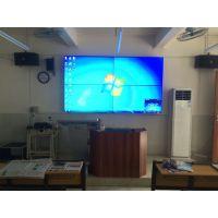 55寸液晶拼接屏+32寸教学一体机 液晶黑板 智能交互一体教学