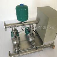 威乐变频调速恒压供水系统设计MHI1602卧式1.5kw