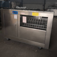 澜海 小型蒸馒头机 电动馒头机 食品机械设备