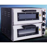 新乐双层电烤箱燃气烤箱 KB-20二层四盘商用面包烤箱的具体参数