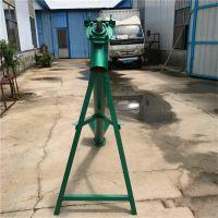 全新螺旋提升机 移动式大管径螺旋输送机生产厂家浙江