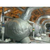 泵房分气缸可拆卸保温套