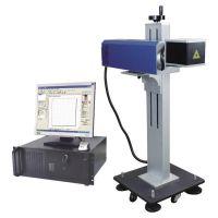 【厂家直销】矿泉水激光打码机 全自动激光喷码机 CO2激光打标机