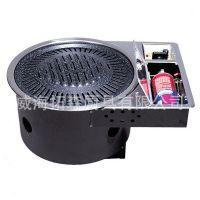 TJ-308气电炭炉 韩国烧烤炉 家用厨具 家里户外烧烤炉 烧烤炉批发