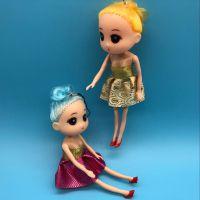 娃娃钥匙挂件 小饰品 美人鱼卡通娃娃挂饰 2元店批发 赠品小礼品