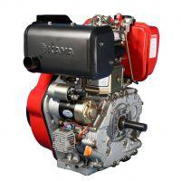 195F单缸风冷柴油机14马力风冷柴油发动机