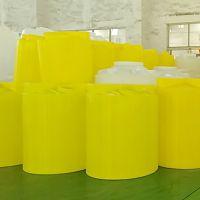 常州腾洁5吨PE加药箱 MC-5000L水处理工业储罐水处理加药箱搅拌罐
