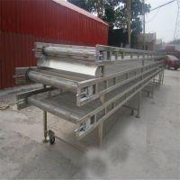 许昌网带清洗输送机 六九厂家销售食品专用不锈钢输送机