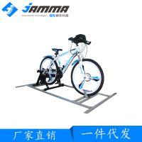 VR山地自行车雪山赛道体感设备动感单车vr体验馆设备厂家直销