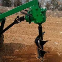 专业打洞机挖坑机 拖拉机挖坑机 车载大型钻孔机哪里有卖