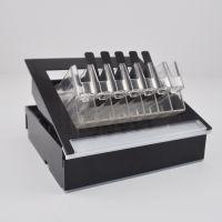 中山诺锐展示用品加工厂家供应027高档亚克力化妆品陈列盒