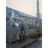 rco催化燃烧设备催化燃烧室组成部分及功用