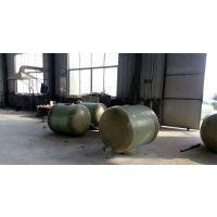 家用化粪池尺寸 玻璃钢化粪池产品特点