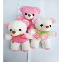 毛绒玩具泰迪熊婚庆娃娃玩偶赠品专用九元九店批发
