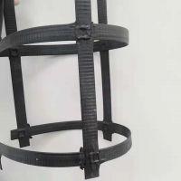 厂家出售钢塑复合土工格栅 凸点钢塑土工格栅 价格低型号齐全