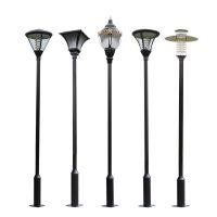 湖北荆州优质4米30瓦LED庭院灯厂家