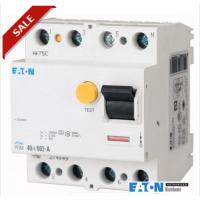 PFIM-40/4/03-MW 235412 Eaton MOLLER灾难电流保护装置40A 4p