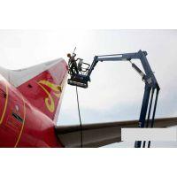 被运用在航空业中的成都升降平台