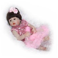 NPK全胶娃娃 婴儿服装模特摄影道具 游泳培训工具 圣诞礼物创意