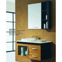 CK Maker 创客中美科勒 浴室柜子实木柜