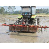 农业机械生产厂家一马牌水田整平机耙 平地机 刮板