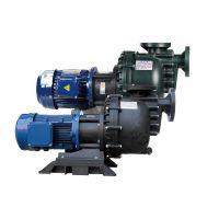 国宝KB卧式耐酸碱自吸泵,同轴式耐空转污水泵