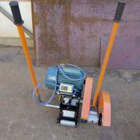 电动钢轨锯轨机铁路专用电动锯轨机矿用防爆切割钢轨锯程煤