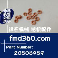广州锋芒挖掘机配件沃尔沃TAD720VE排气支管螺丝螺帽20505959