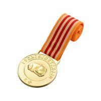 生肖纪念牌奖牌生产厂家纪念章定做