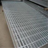 钢格踏步板 压焊钢格板 金属网格栅