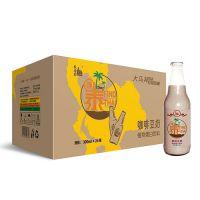 大马邦300ml瓶装咖啡豆奶,植物蛋白饮料厂家招商代理
