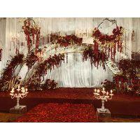 昆明婚礼场地背景布置选择仙女居花艺