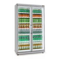 便利店超市冷藏柜 连锁店双门冷藏柜用什么样的好