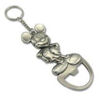米老鼠开瓶器定制,米老鼠锁匙扣生产,广东礼品钥匙扣制作厂