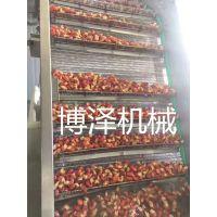 小龙虾蒸煮机 龙虾蒸煮机流水线 博泽生产大虾漂烫蒸煮机 质优价廉