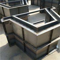 水泥预制排水渠钢模具操作简单易脱模