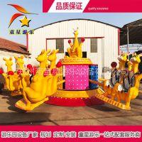 新颖的项目童星游乐欢乐袋鼠跳主题公园儿童游乐设备价格
