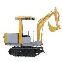 山东挖掘机厂家出售园林挖掘机装载机 多功能两头忙SL360挖掘机