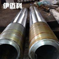 优质不锈钢活塞杆 各种规格活塞杆 来料加工空心镀铬活塞杆