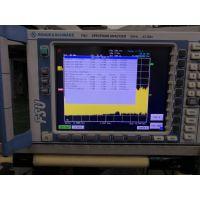 FSU43频谱分析仪维修分享