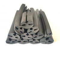供应橡塑(PVC)三口各种尺寸橡胶密封条