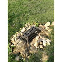 溢流井截污框 截污挂篮 环保型单箅雨水口 双箅雨水口