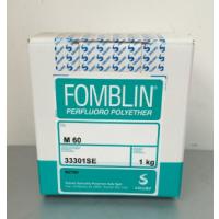 苏威FOMBLIN M15 M30 M60 M100全氟聚醚