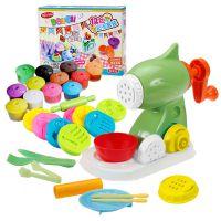 儿童橡皮泥无毒3d彩泥模具工具套装带模具手工制作面条机玩具女孩