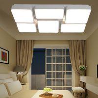 铁艺吸顶灯卧室创意简约现代小客厅铁艺温馨led创意个性房间灯具