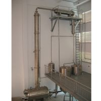 定制甲醇酒精回收塔-多功能酒精回收设备;品质保障欢迎选购