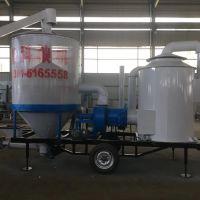 移动式谷物烘干机移动组合安装使用方便