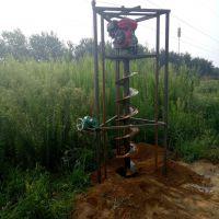 多功能加厚材质拖拉机悬挂式挖坑机 林业植树专用挖坑机 慧聪直销