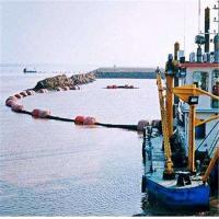 水上漂浮管道浮筒是做什么用的
