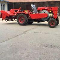 多缸四轮拖拉机 40马力404四驱拖拉机 水旱地作业小四轮旋耕机